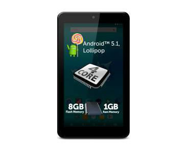 Tableta Allview Viva C701 8GB WiFi Android 5.1 Black